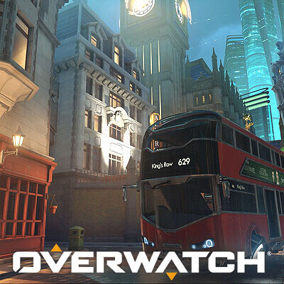 Overwatch - Kings Row