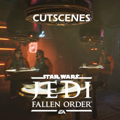 Star Wars Jedi: Fallen Order - Cutscenes