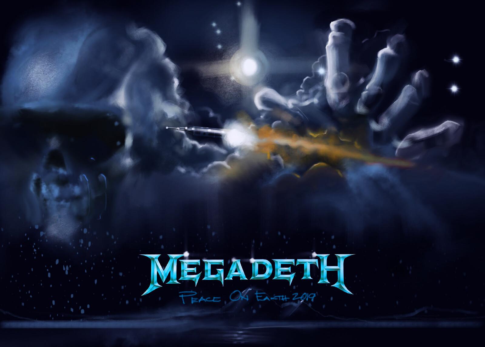 Peace on Earth_Megadeth Holiday Card 2019_3