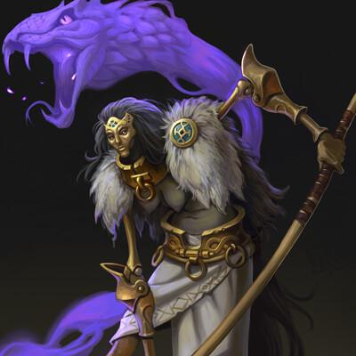 Dan pilla dan pilla heidr the golden witch vaatividya challenge