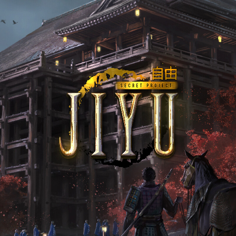 JIYU - Environment concept art PACK 1