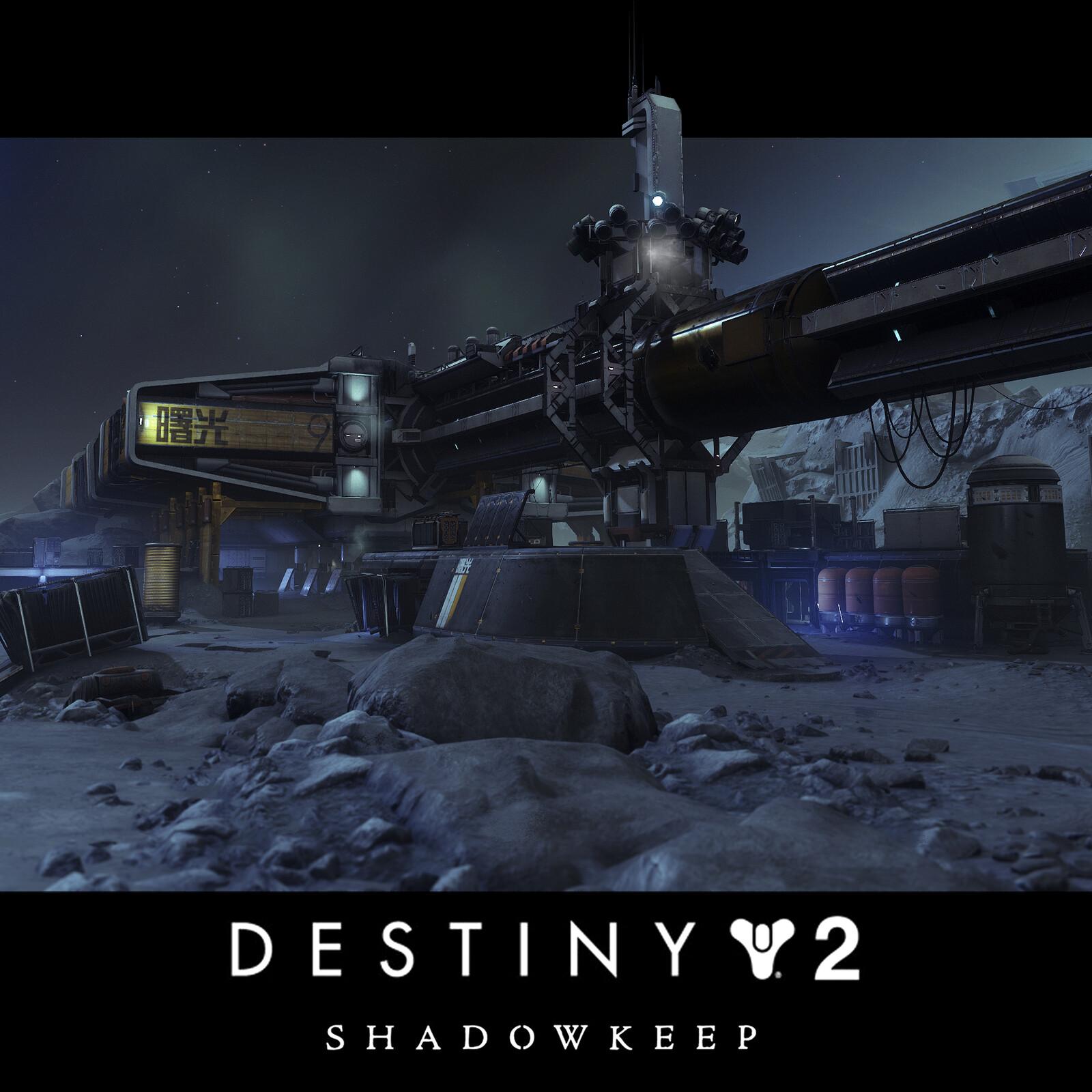 Destiny 2: Shadowkeep - Archer's Line