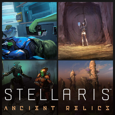 Stellaris: Ancient Relics DLC (events)