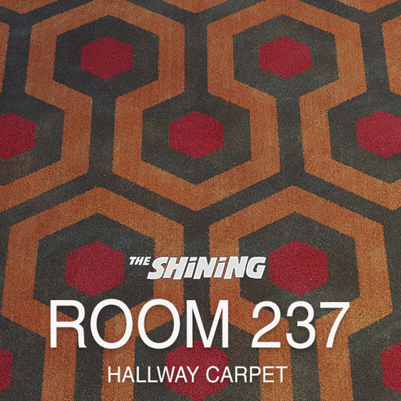 Room 237 - Hallway Carpet Material