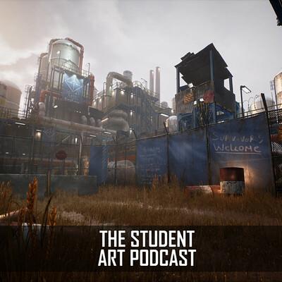 Timothy dries portfolio thumbnail artstation studentartpodcast