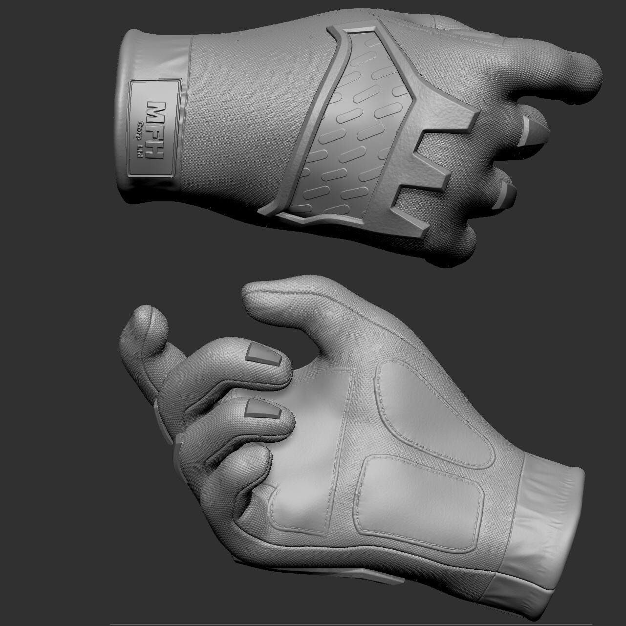 Glove progress [WIP]