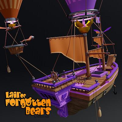 Patrick doyle lox airship tn