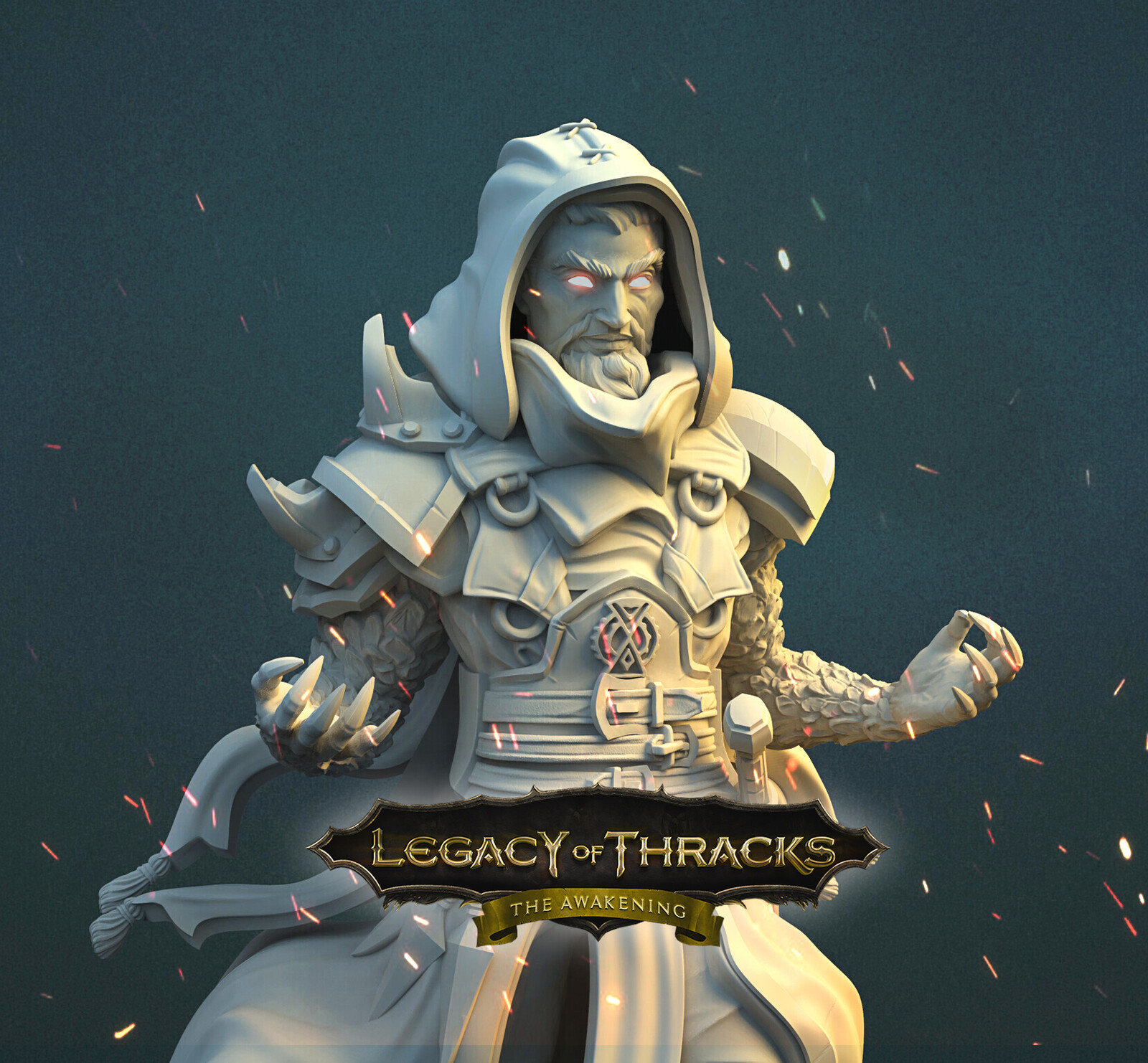 Legacy of Thracks  Board Game miniature_1