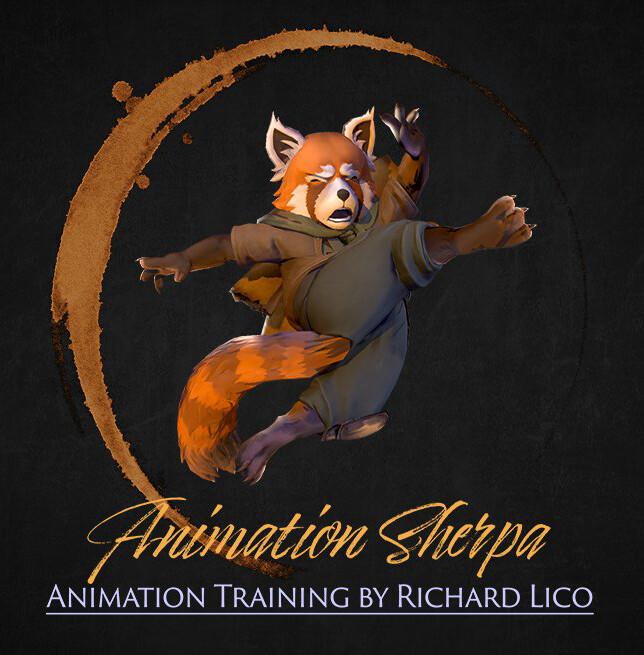 Baqir | The Animation Sherpa Mascot Character
