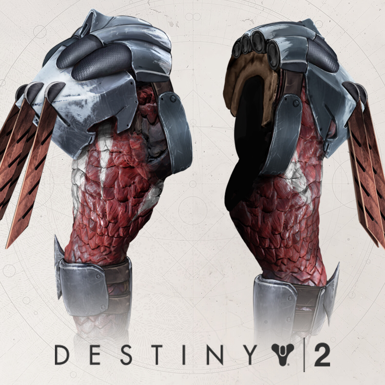 Destiny 2 - Embodiment of the Warbeast