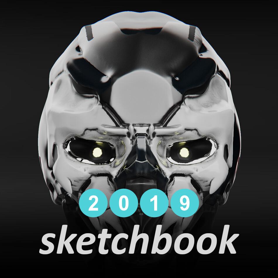 2019 Sketchbook
