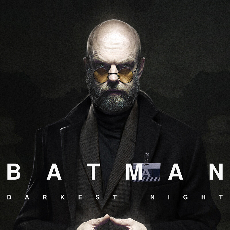 Batman: Darkest Night - Hugo Strange