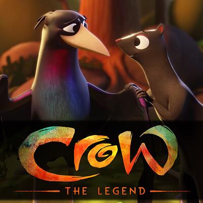 Craig kitzmann crow theleg icon02