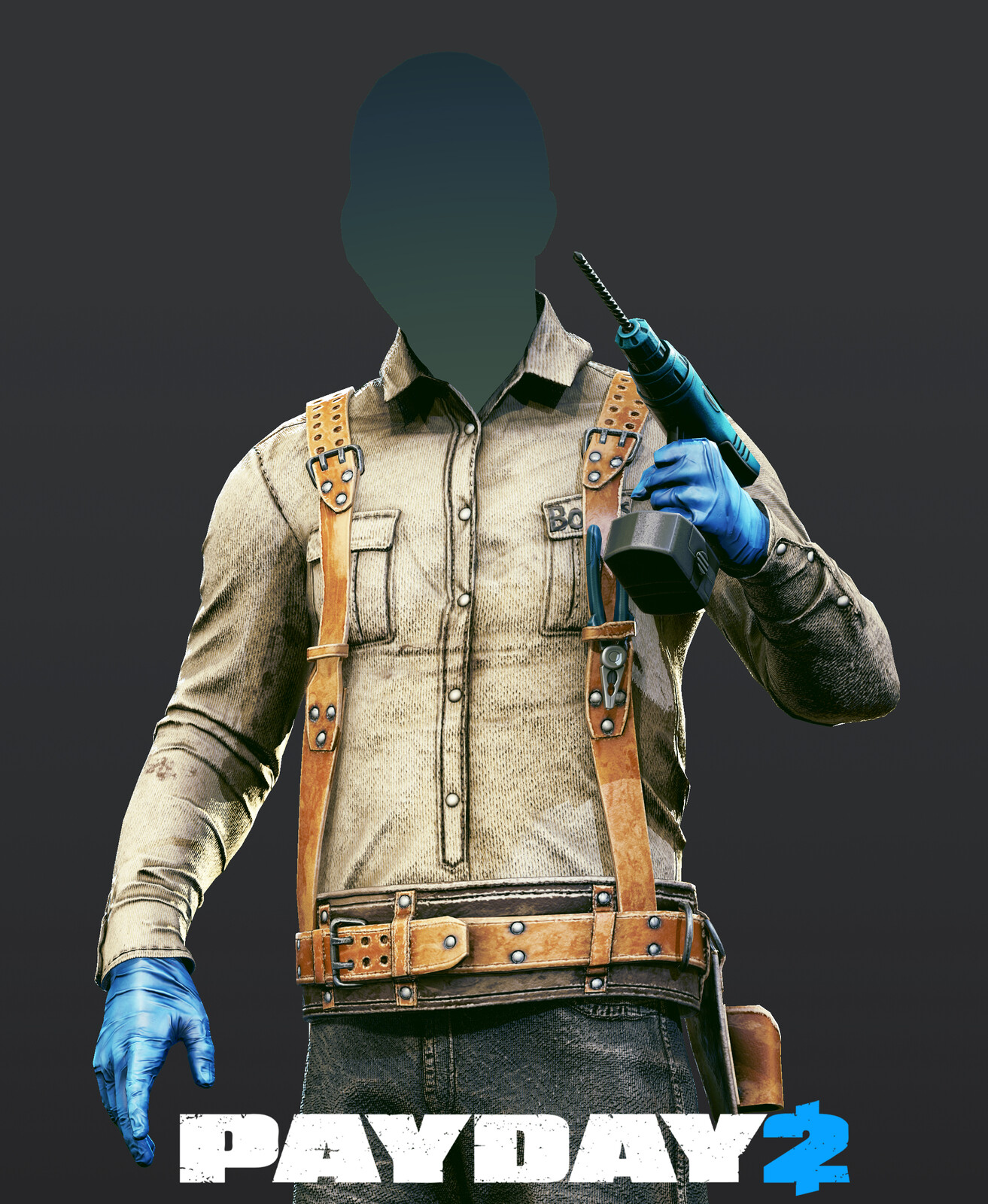 Payday 2: Bodhi's Outfit