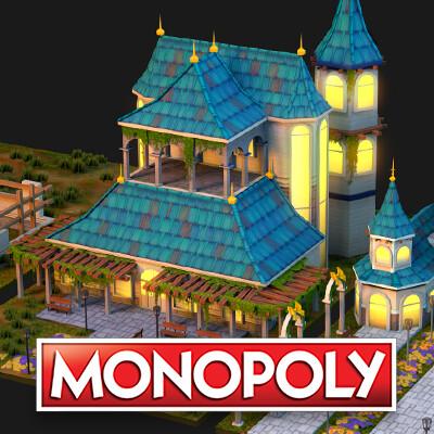 Monopoly: Amusement Park