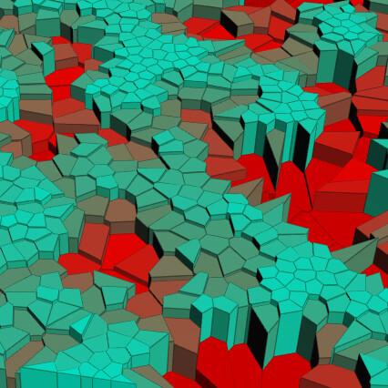 Voronoi / Grains Experiments