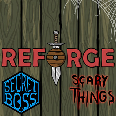 Sam donez artstation reforge scary things thumbnail