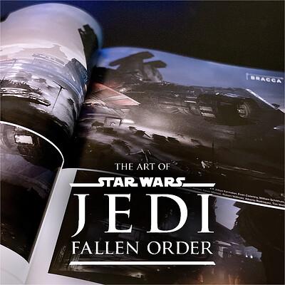 Star Wars - JEDI: Fallen Order Artbook_Bracca