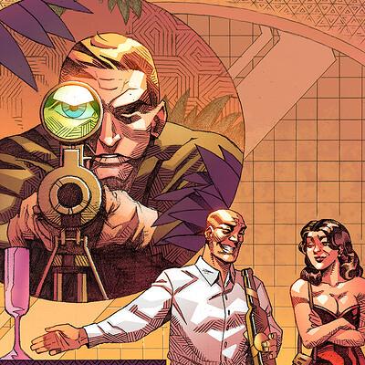 Maksim strelkov shotglass pg2 by comicbookcoop