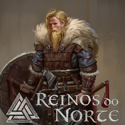 Leonardo santanna vikings bjorg capa