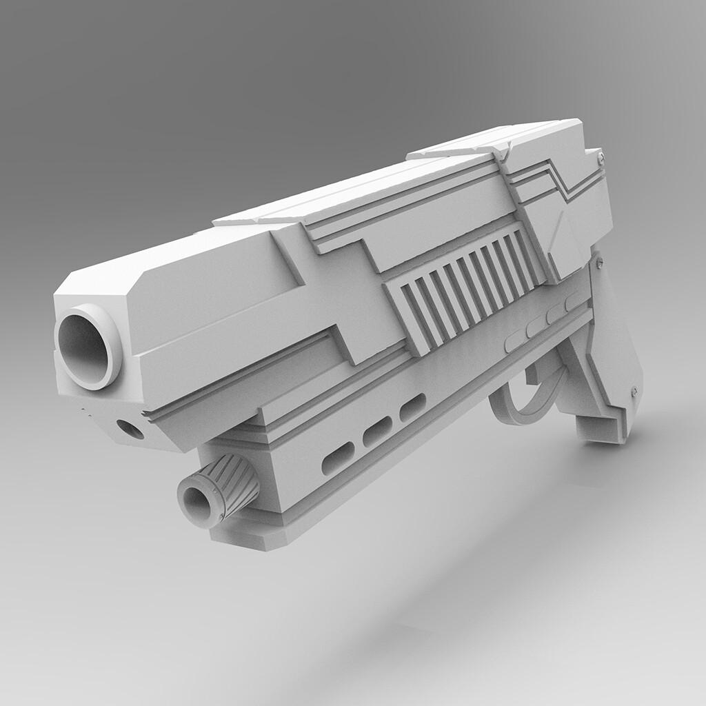 GUN [WIP] #2