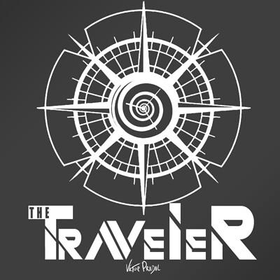 Victor pradal artstation traveler logo