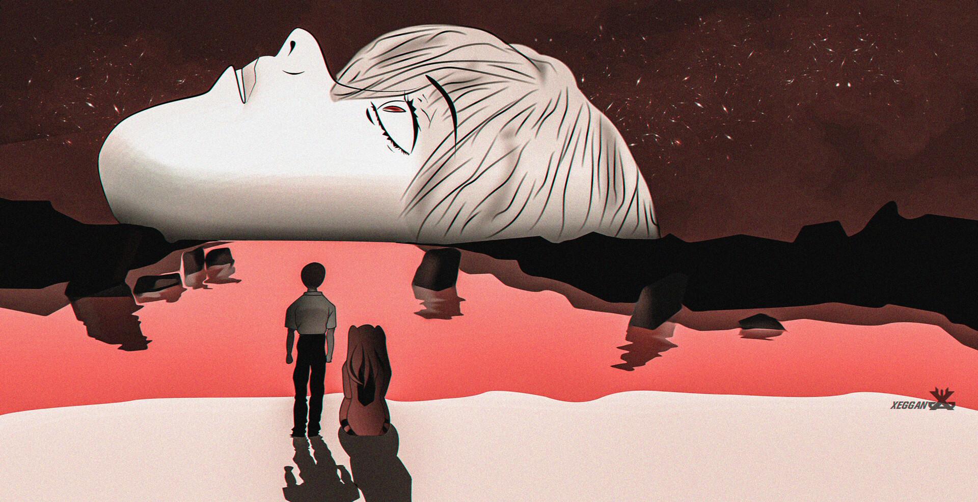 Danil Xeggan - Neon Genesis Evangelion: The End of Evangelion