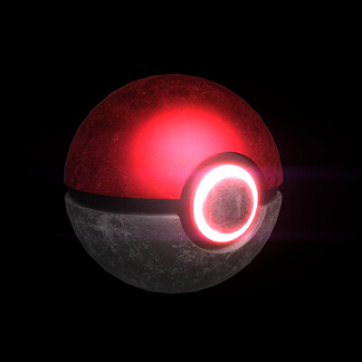 David onizaki pokeball2