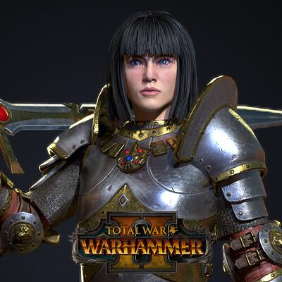 Total War: Warhammer 2 - Shadow & Blade: Repanse De Lyonesse