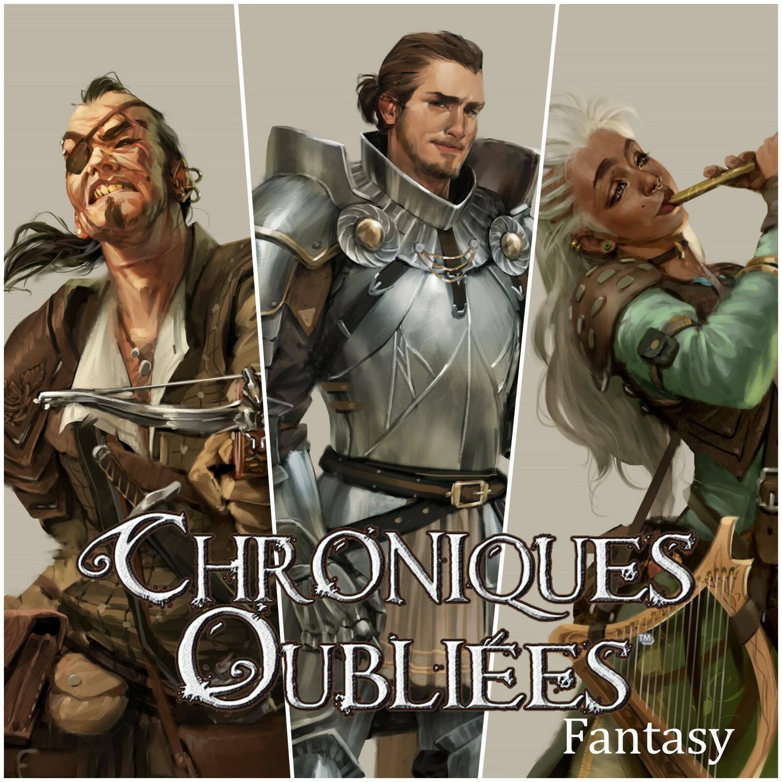 Chroniques oubliées Fantasy