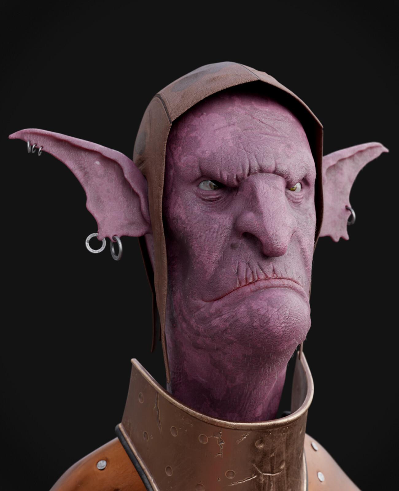 Grumpy Goblin