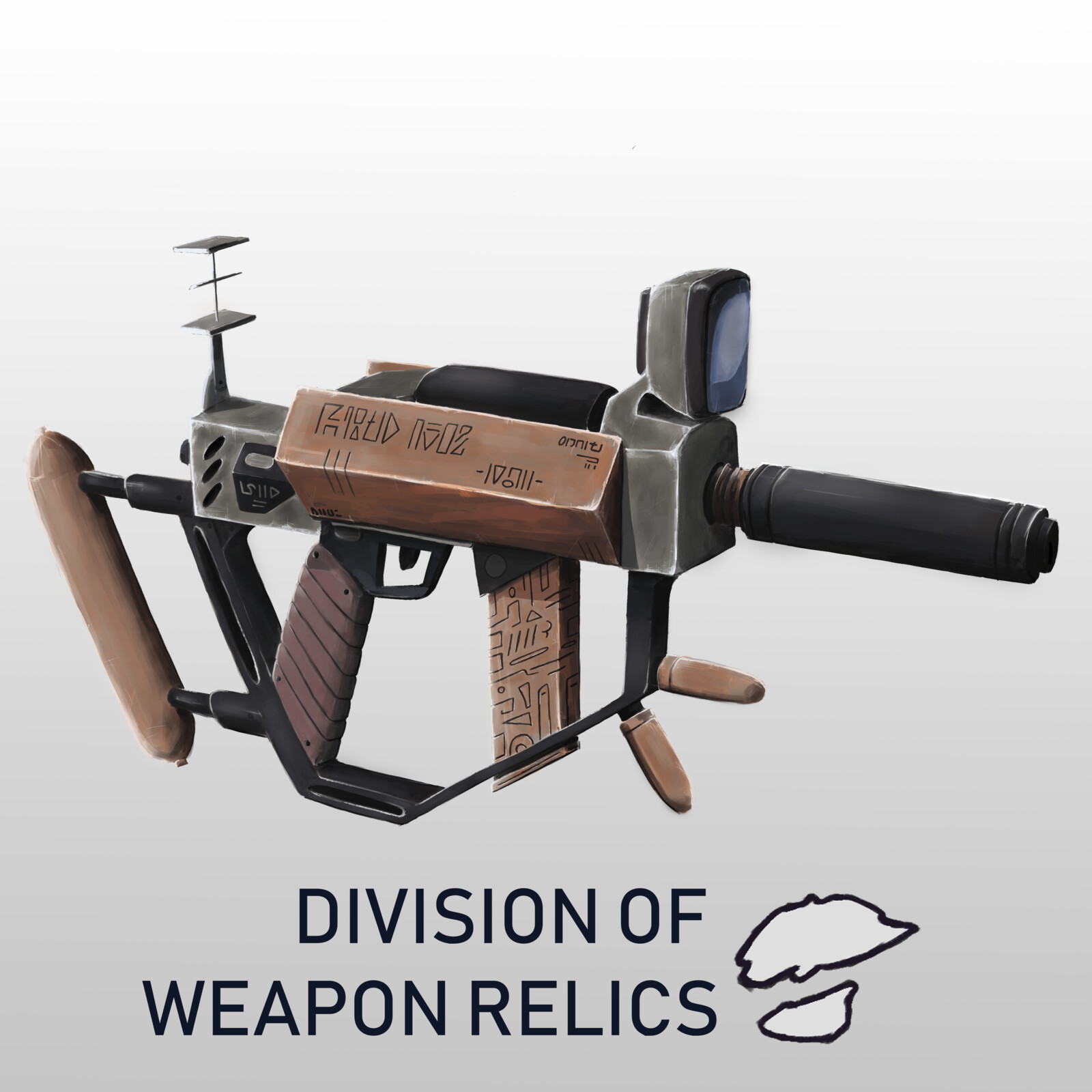 Division of Weapon Relics:  PLASVECTOR D22