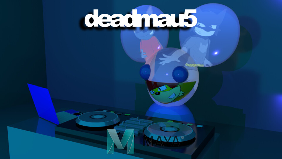 Custom deadmau5