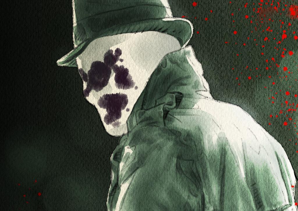Rorschach Portrait