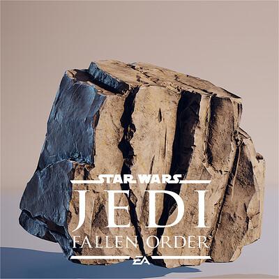Star Wars - JEDI: Fallen Order | Bracca Planet Asset Renders