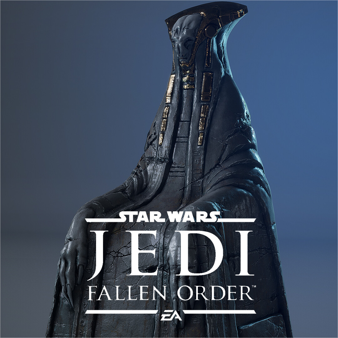 Star Wars - JEDI: Fallen Order | Zeffo Planet Assets