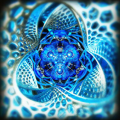 Natural warp crystalline mechanics thumb
