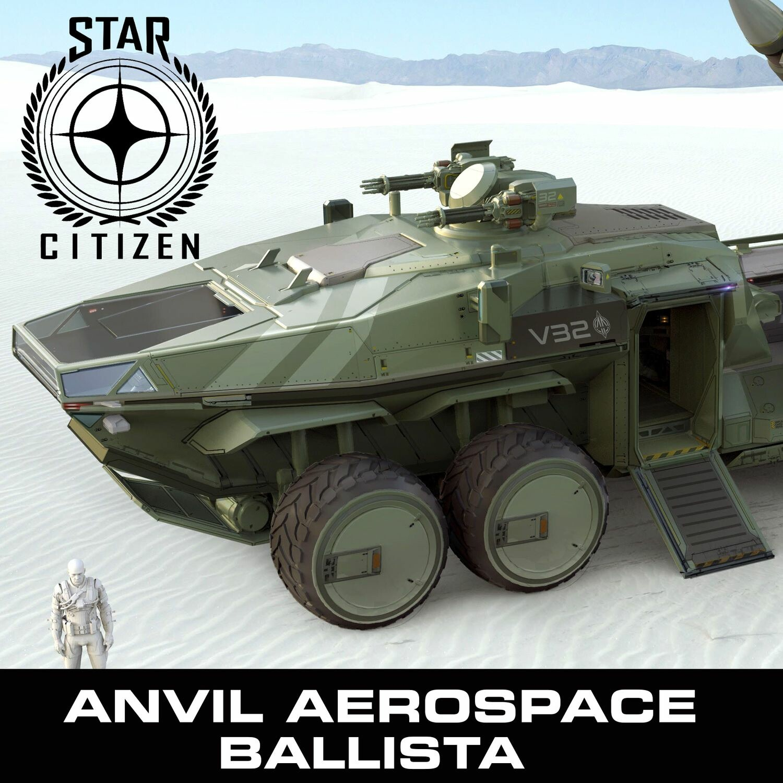 Star Citizen - Anvil Ballista