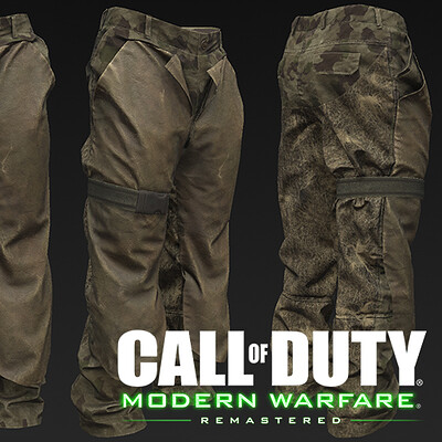 Christian gallego cover ghillie pants2