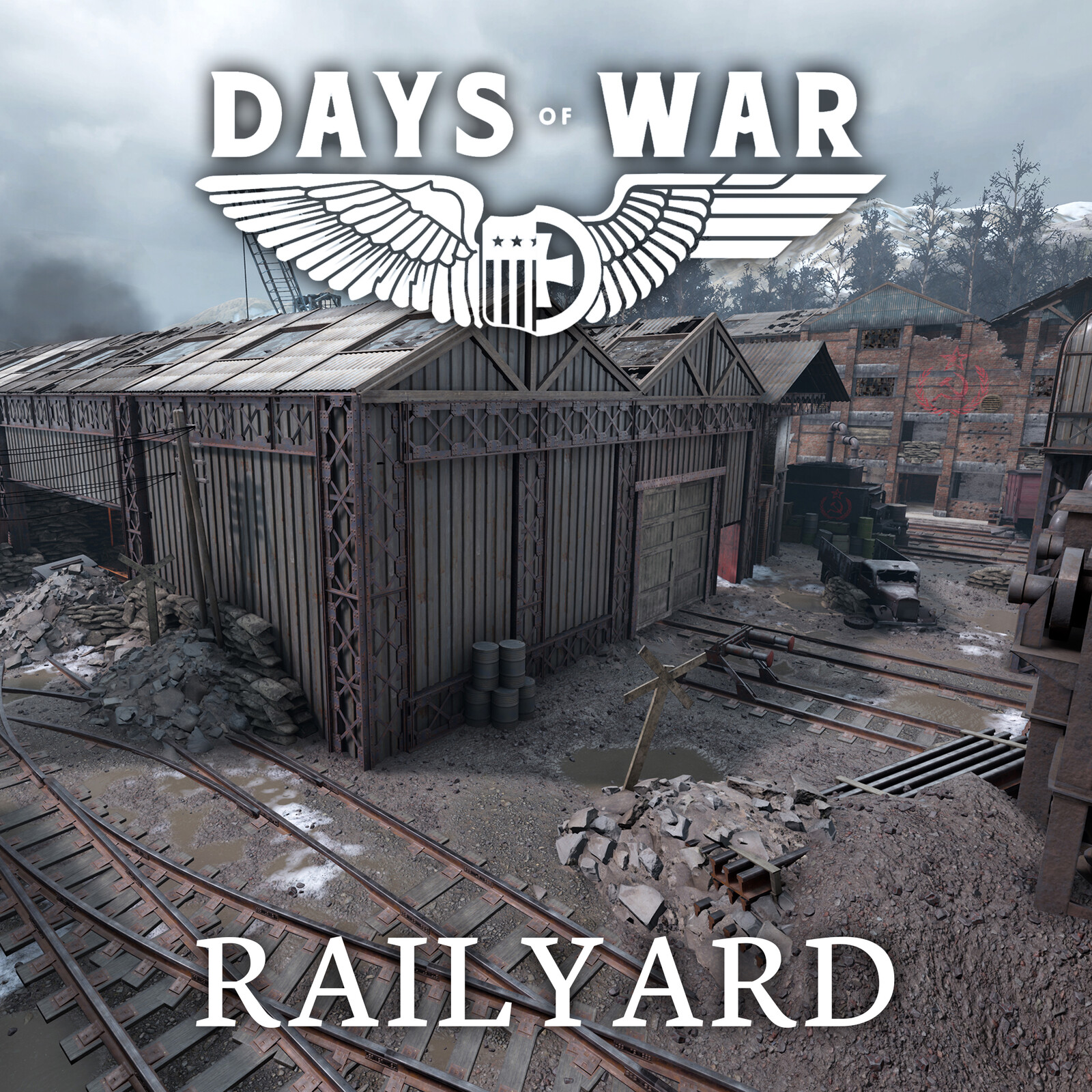 Days of War - Railyard