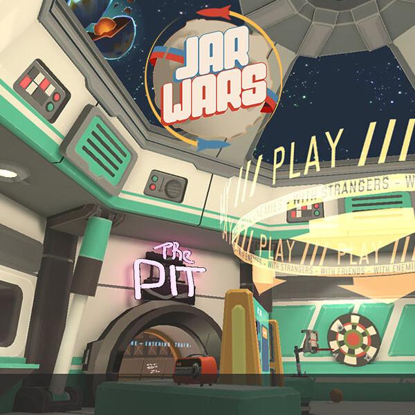 Jar Wars: 3D Assets