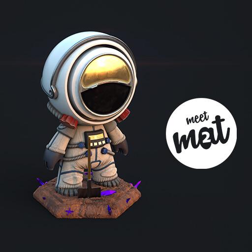 Meet Mat 2: Space Mat