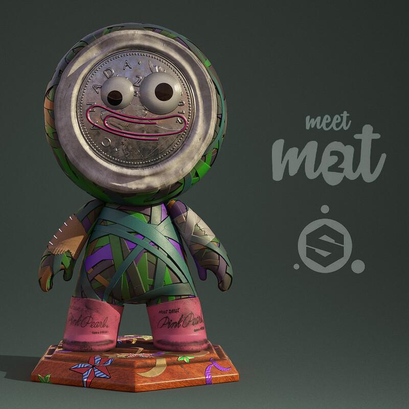 Meet 'Junk' Mat