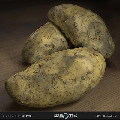 Scan geeks 015 potato presentation square