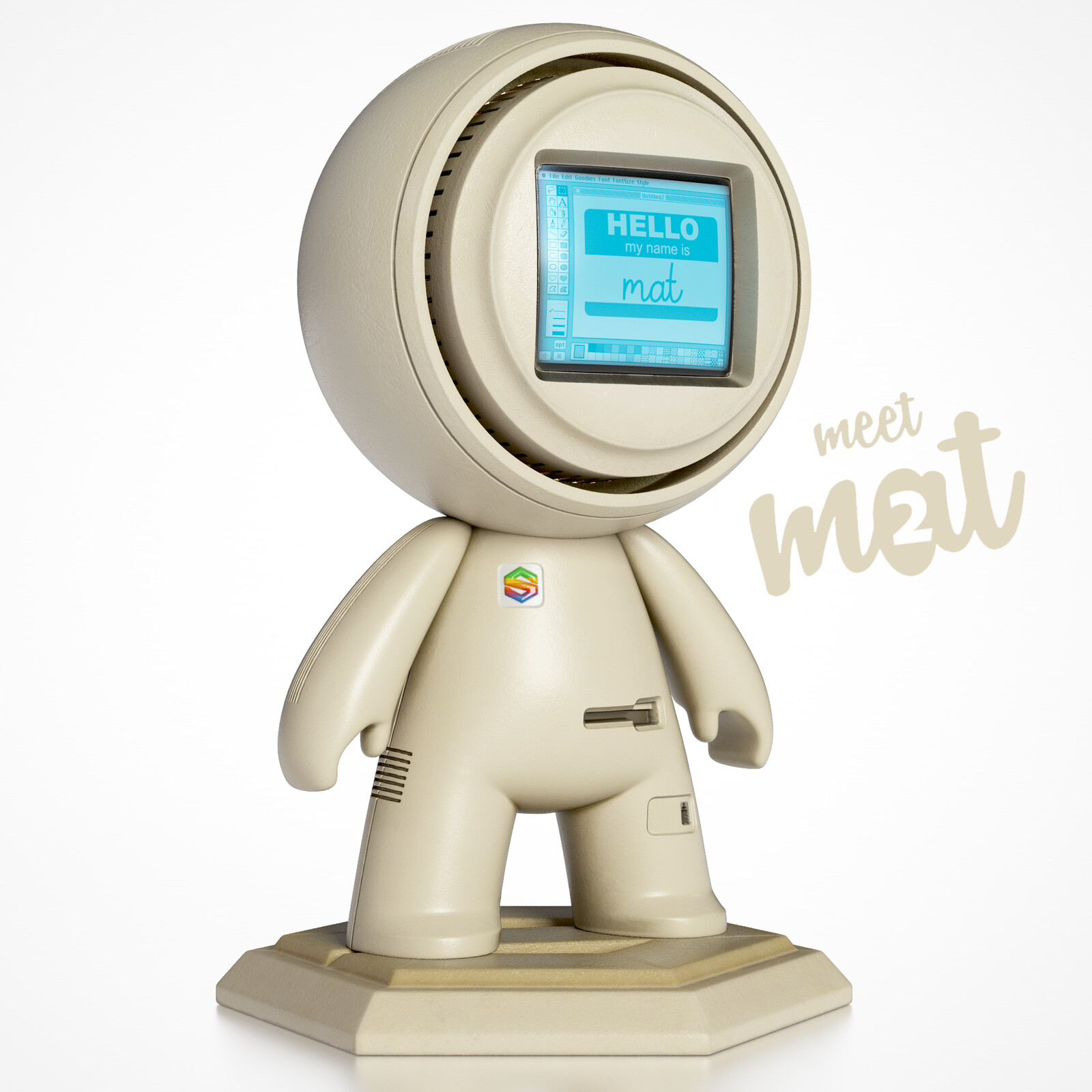 Meet Mat 2 - Mat-n-tosh