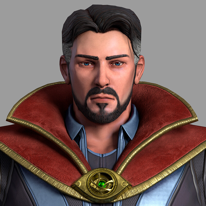 Doctor Strange - MARVEL Dimension of Heroes