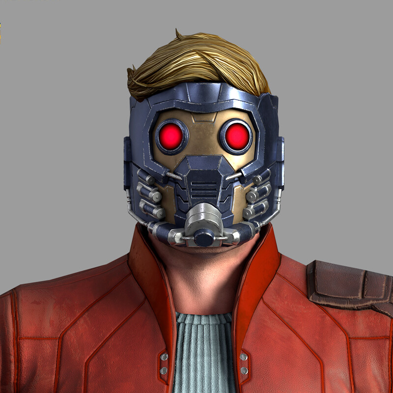 Star Lord - MARVEL Dimension of Heroes