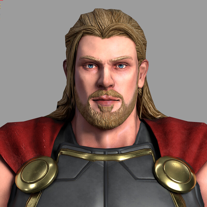 Thor - MARVEL Dimension of Heroes
