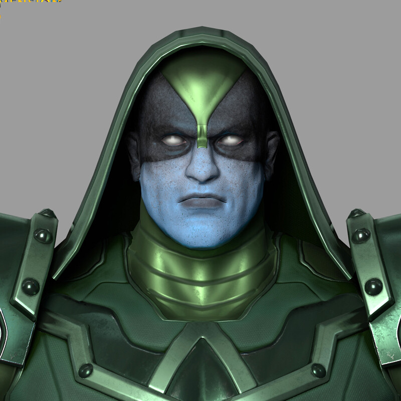 Ronan - MARVEL Dimension of Heroes
