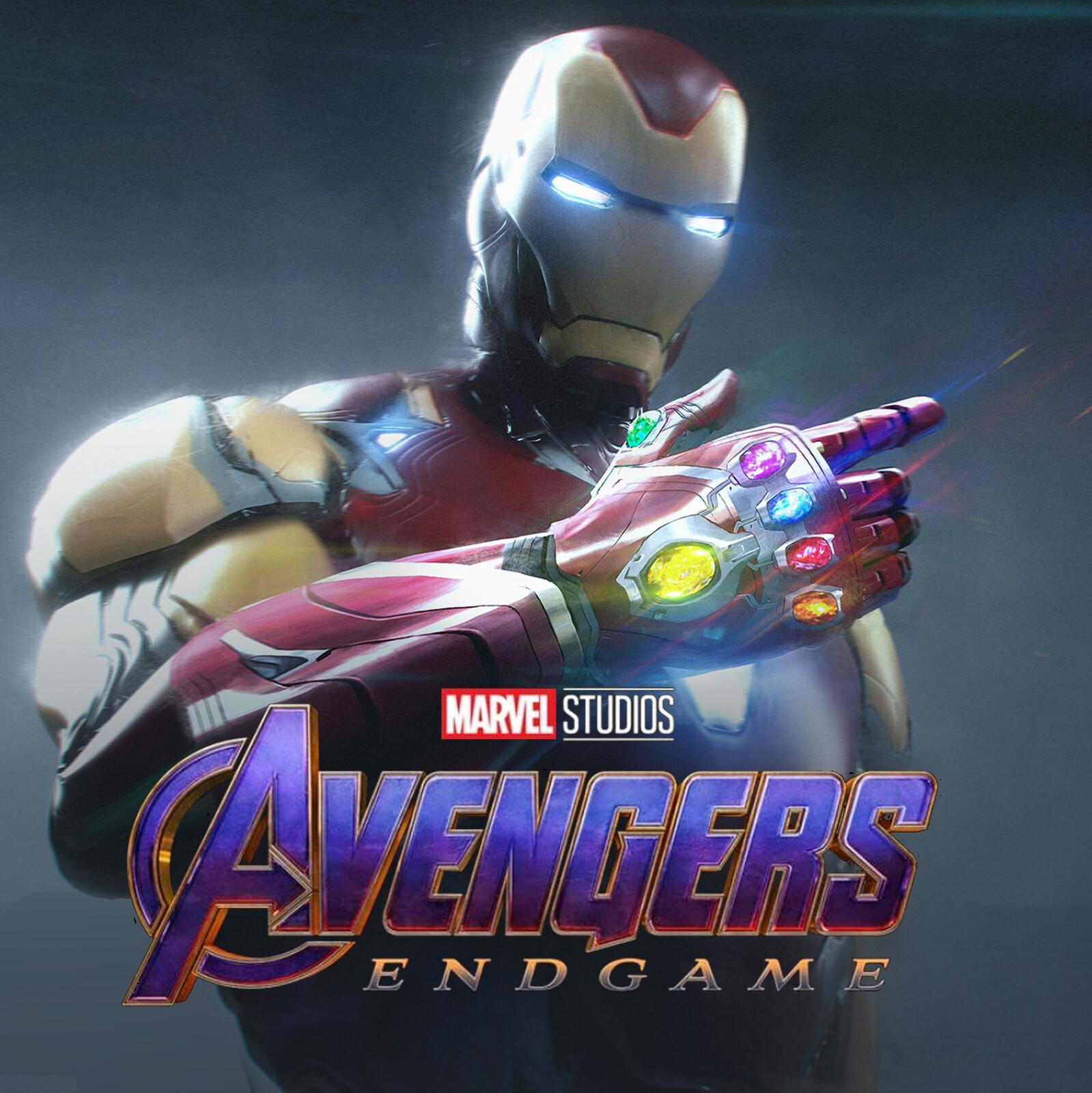 Avengers: Endgame VFX IronStark Gauntlet